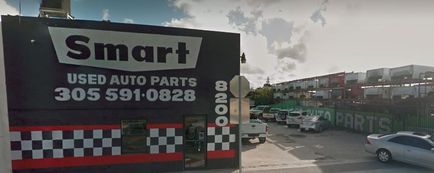 Smart Used Auto Parts